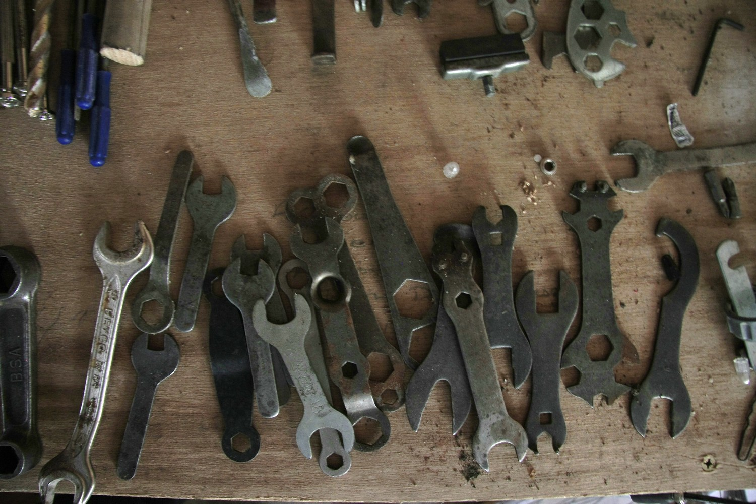 bespoke cycles spanners