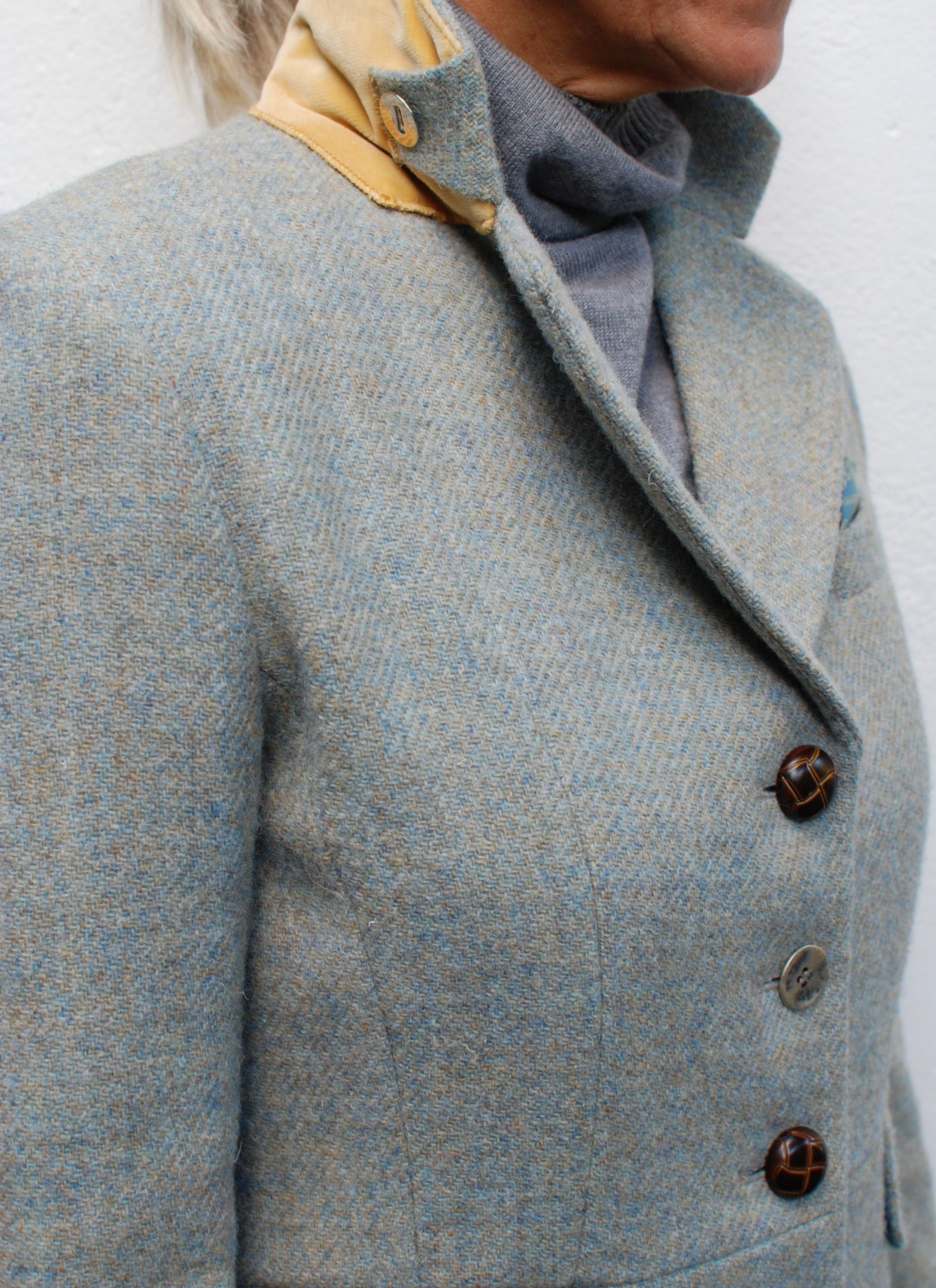 Stokey Tweed Jacket