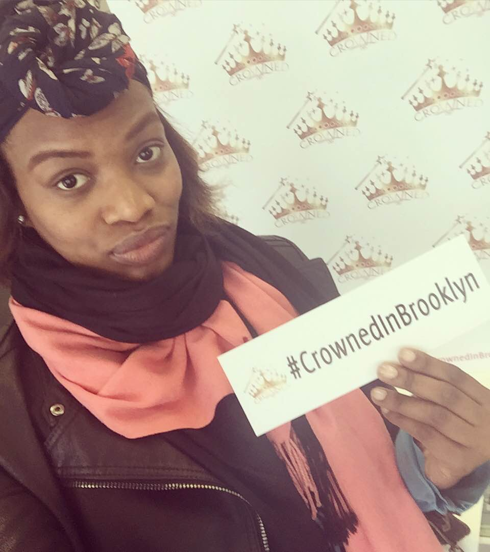CROWNED's founder shows you how to spread the word and stay connected. #CrownedInBrooklyn