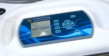 PROGRAMMABLE CONTROLS  Select your desired water temperature and your hot tub will automatically maintain this setting while conserving as much energy as possible.