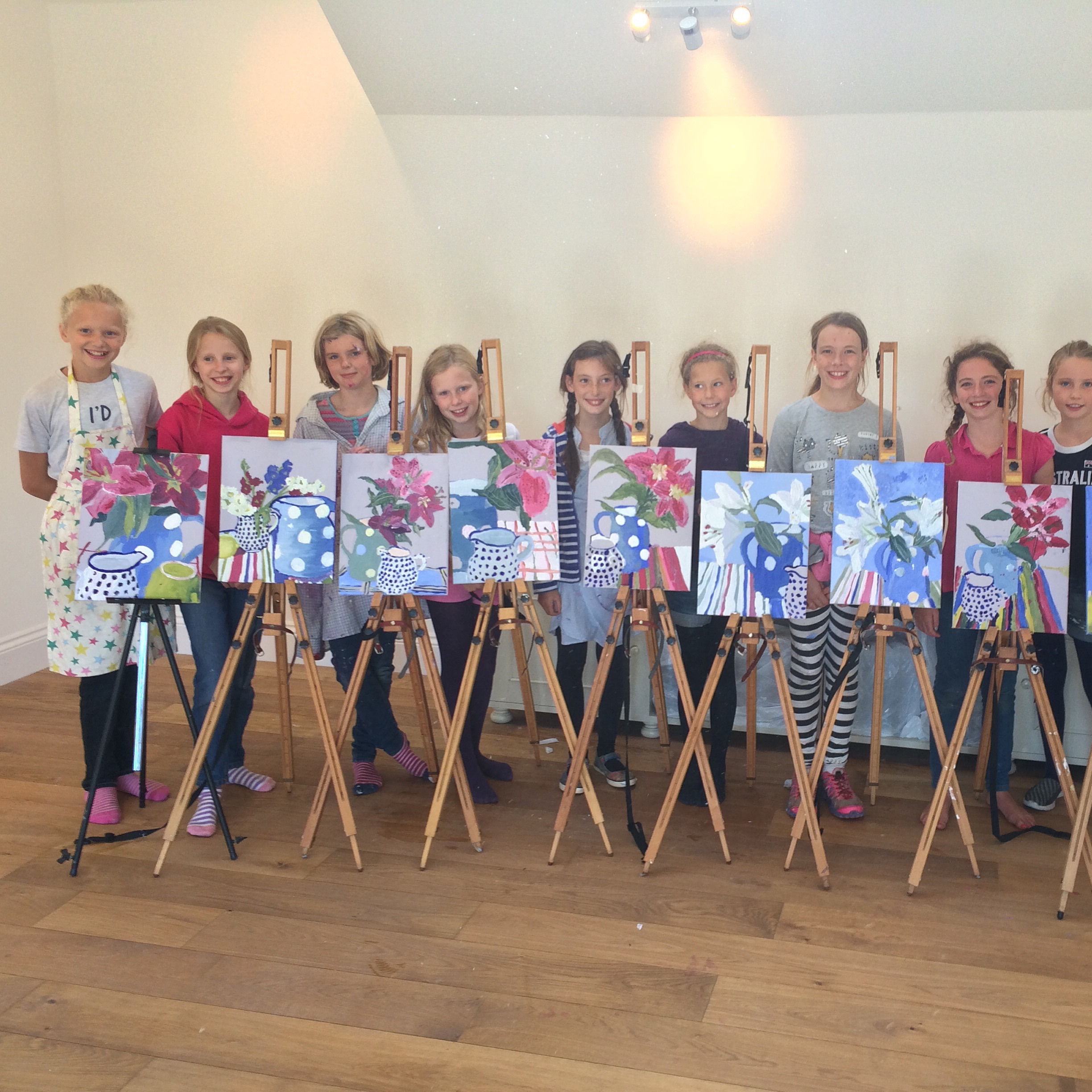Still-life Painting Workshop