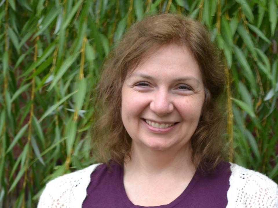 Natalie Crawford    -  Church operations director