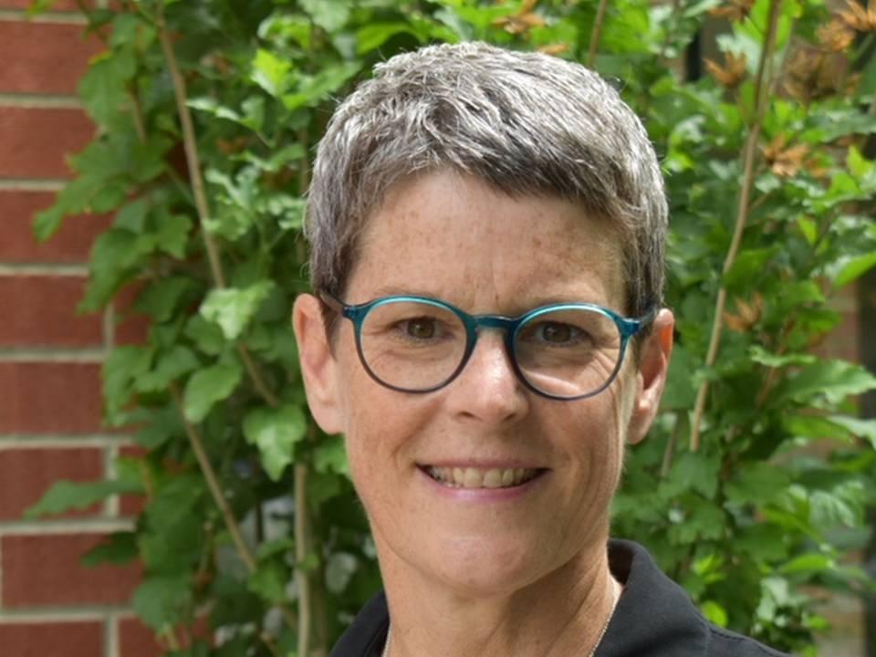 Lorraine Tell -  Facilities Coordinator