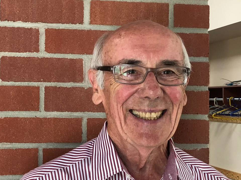 Harold percy  - associate minister (seniors)