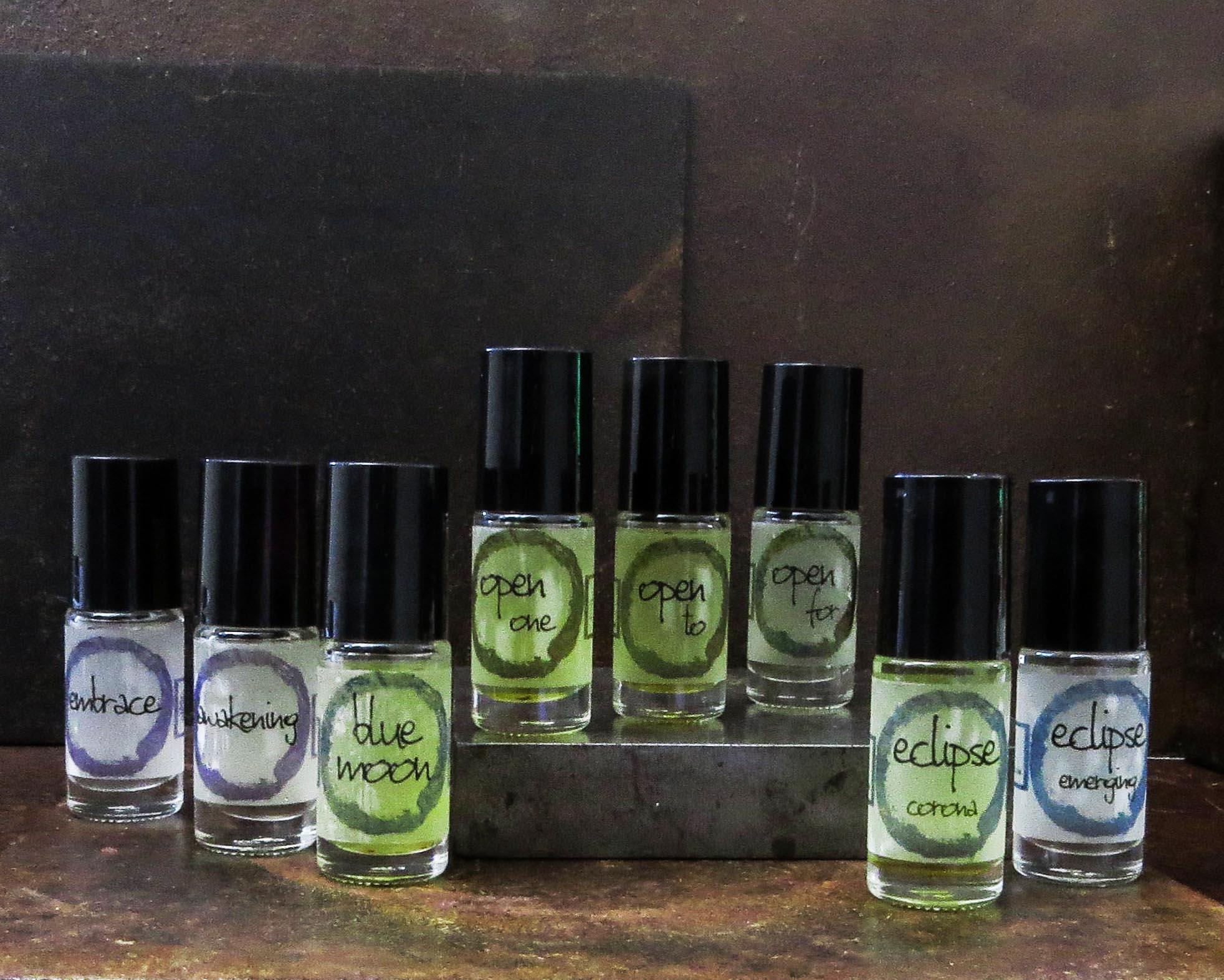 intuitive perfume oils kathy van kleeck