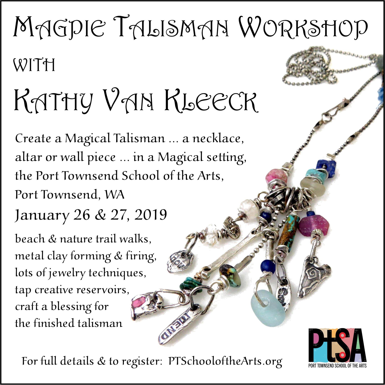Magpie Talisman workshop Kathy Van Kleeck.jpg