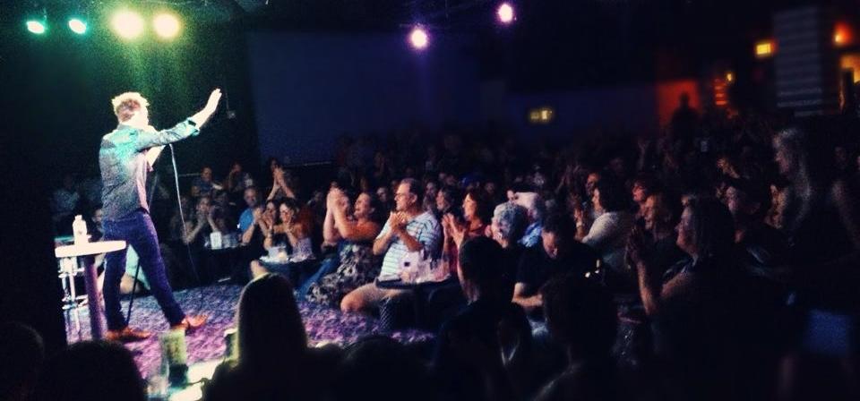 Hyena's Comedy Club - Ft. Worth, TX 2014