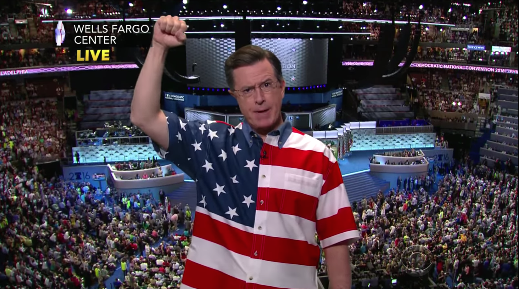 New Stephen Colbert