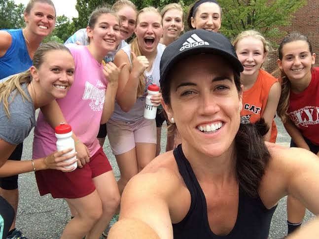 Lee, MA High School Girls' Soccer team came 2nd in division and seeded 3rd overall in Western Mass. Two girls did TK-Fit bootcamp with Tricia and were picked by the Springfield Republican for First Team Western Mass.