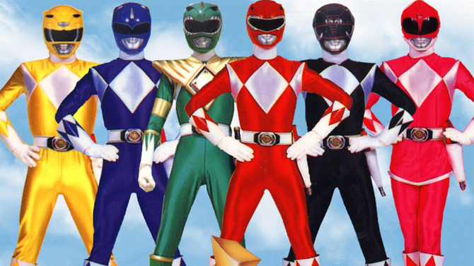 Mighty-morphin-Power Rangers, a bit like our body's Mighty-Mitochondria
