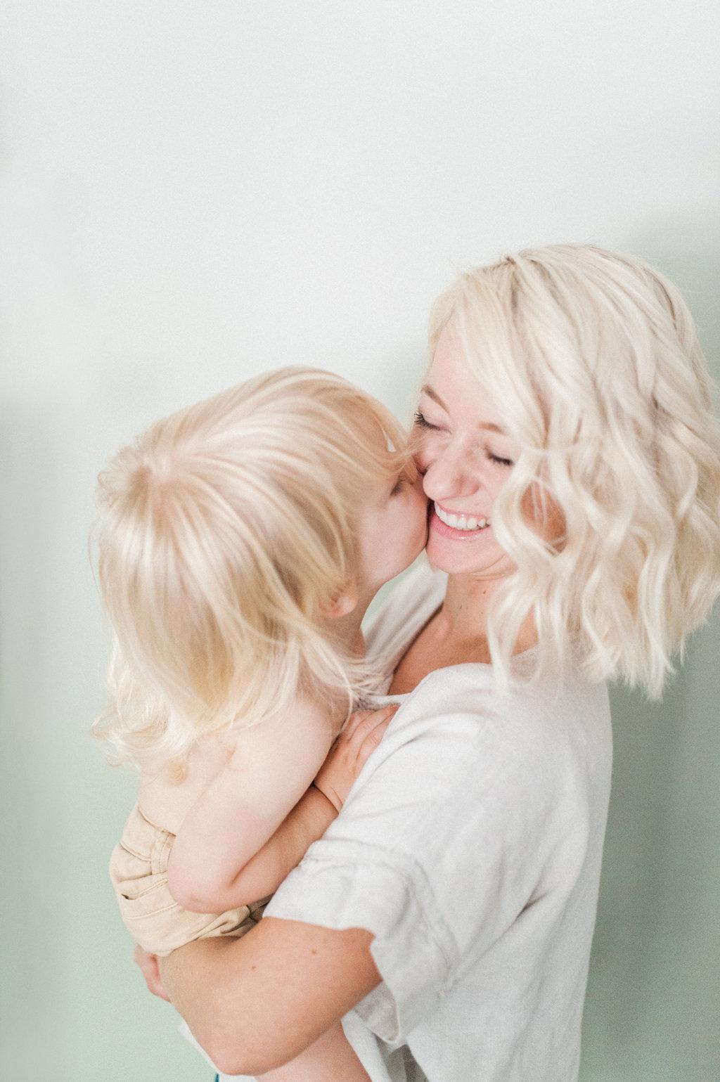 Little Ollie & Anna -