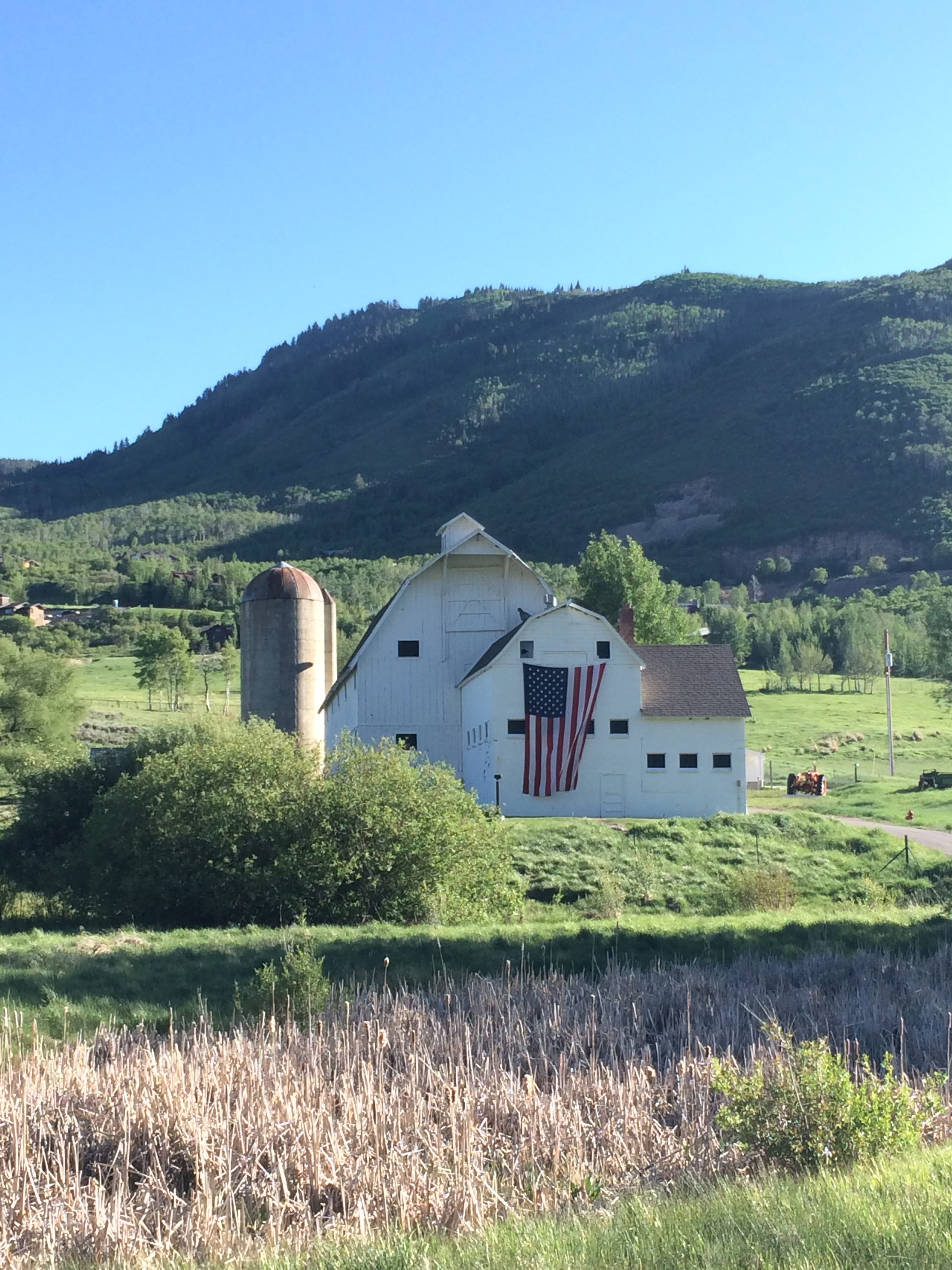 Historic barn. Great photo-op!
