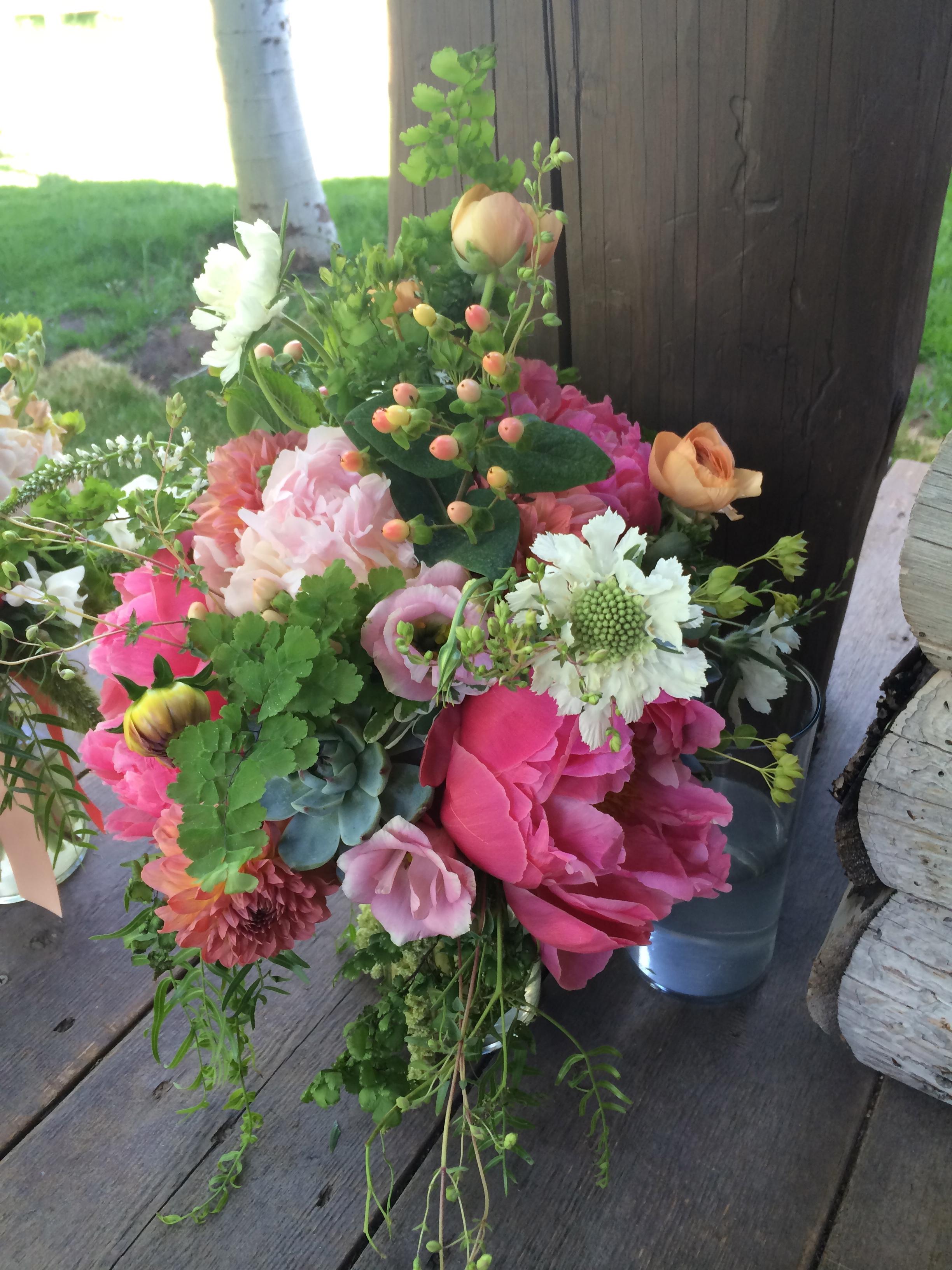 Bouquet! Beautiful!