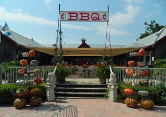 Blue Hills Food area