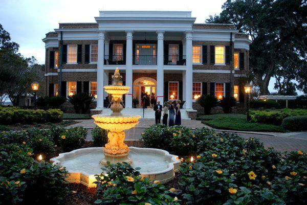 The Ford Plantation, Savannah, Georgia.