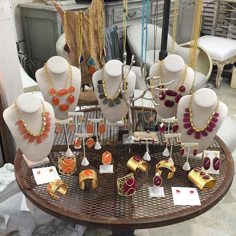 jewelry by Christina Greene
