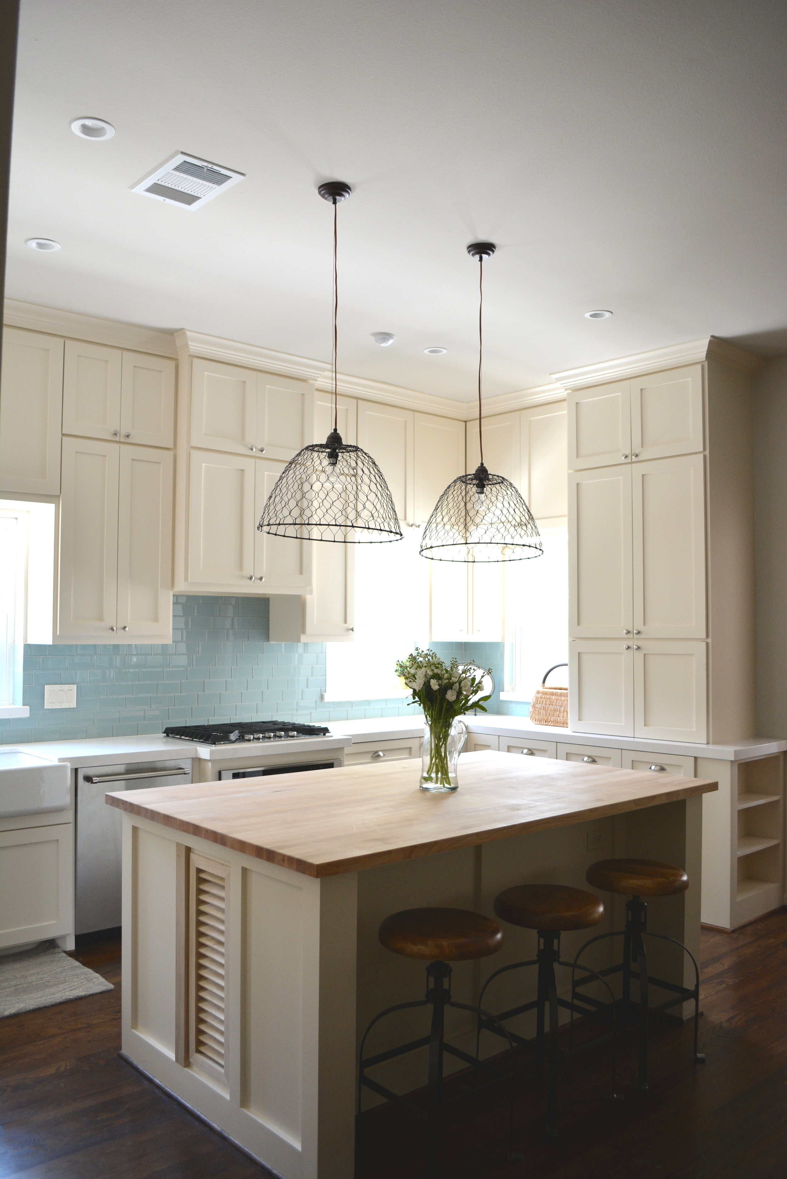 Kitchen Reveal Houston Project Renovate