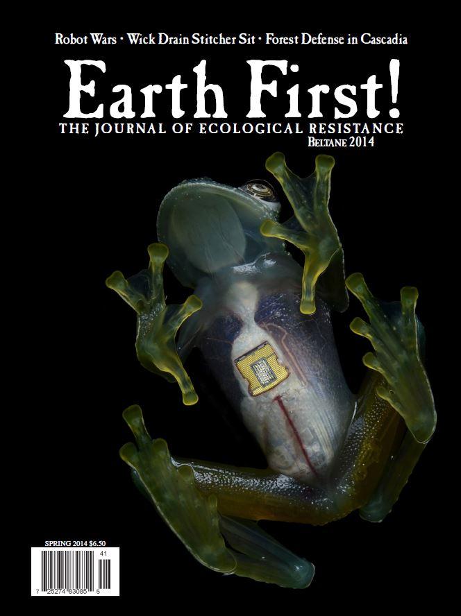 Earth First! Journal Beltane 2014