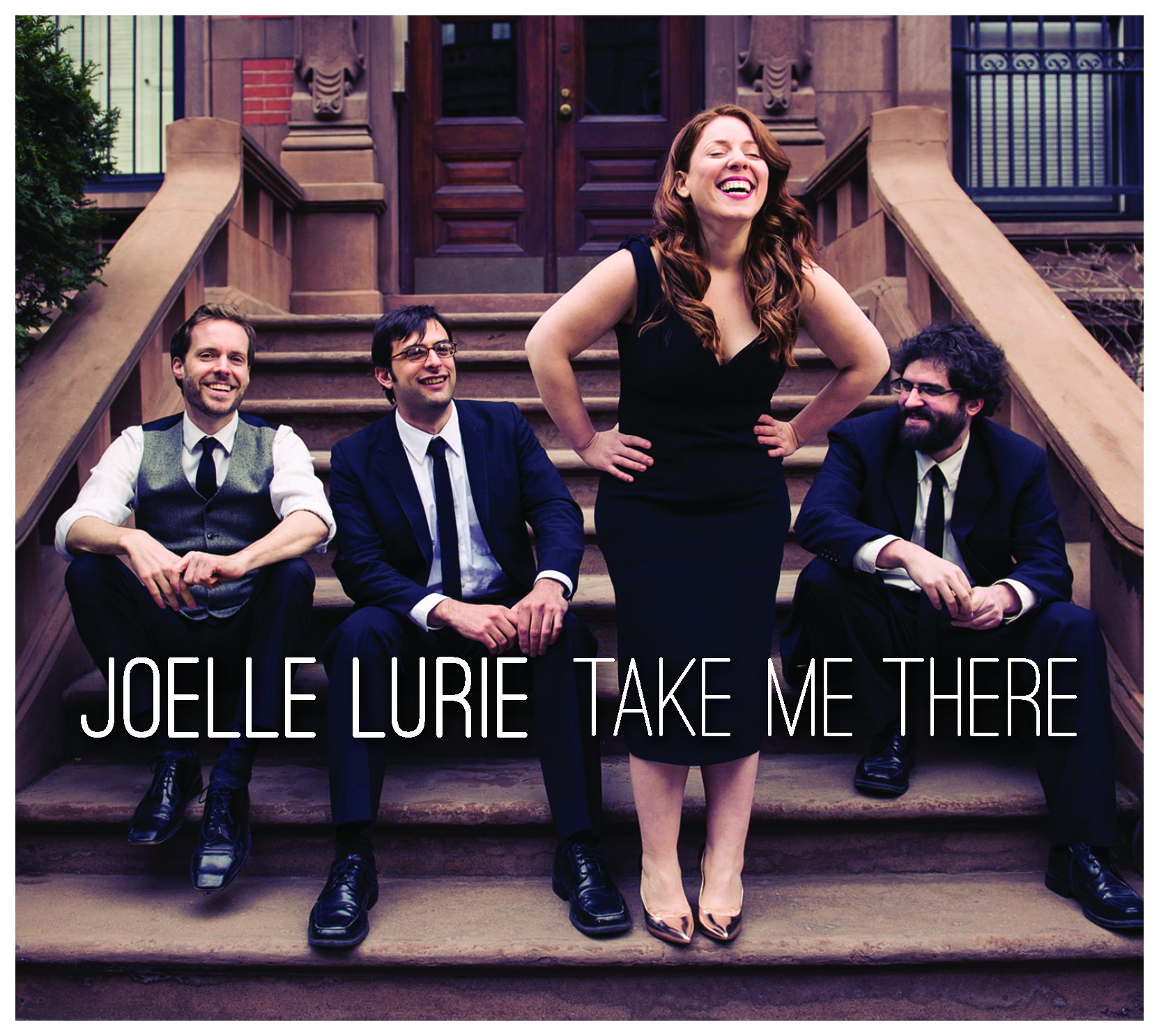 "Joelle Lurie ""Take Me There"" 2014"
