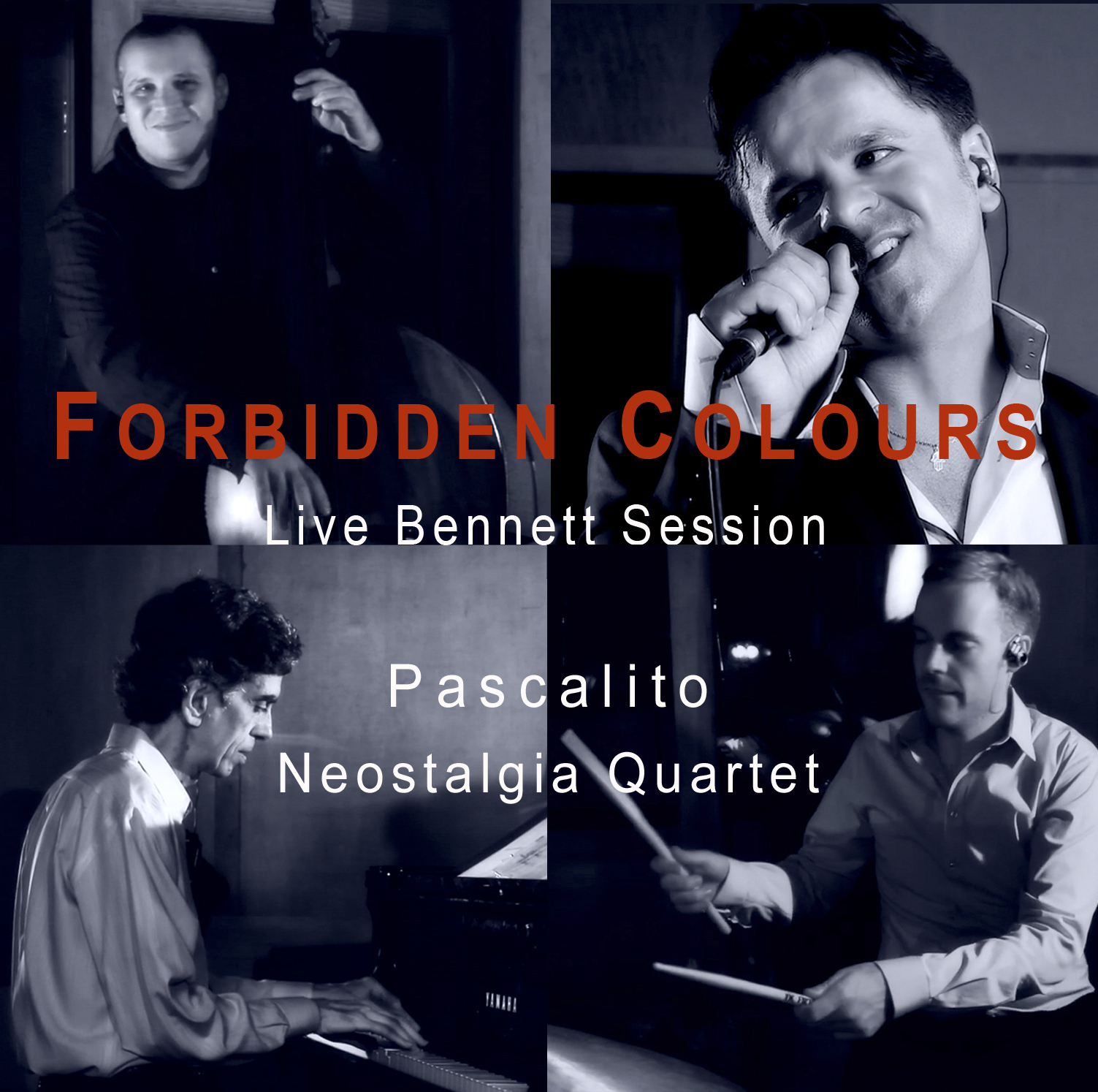 "Pascalito ""forbidden colours"" 2011"