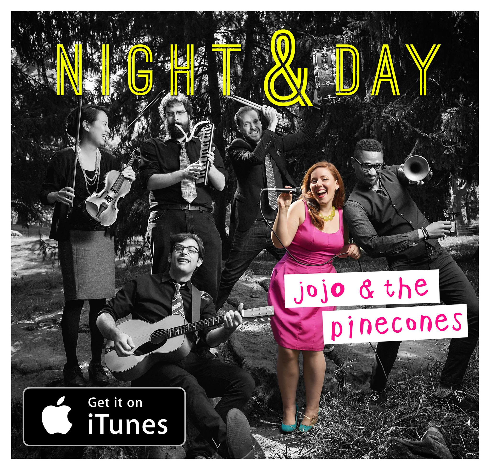 "jojo & the pinecones ""night & day"" 2017"