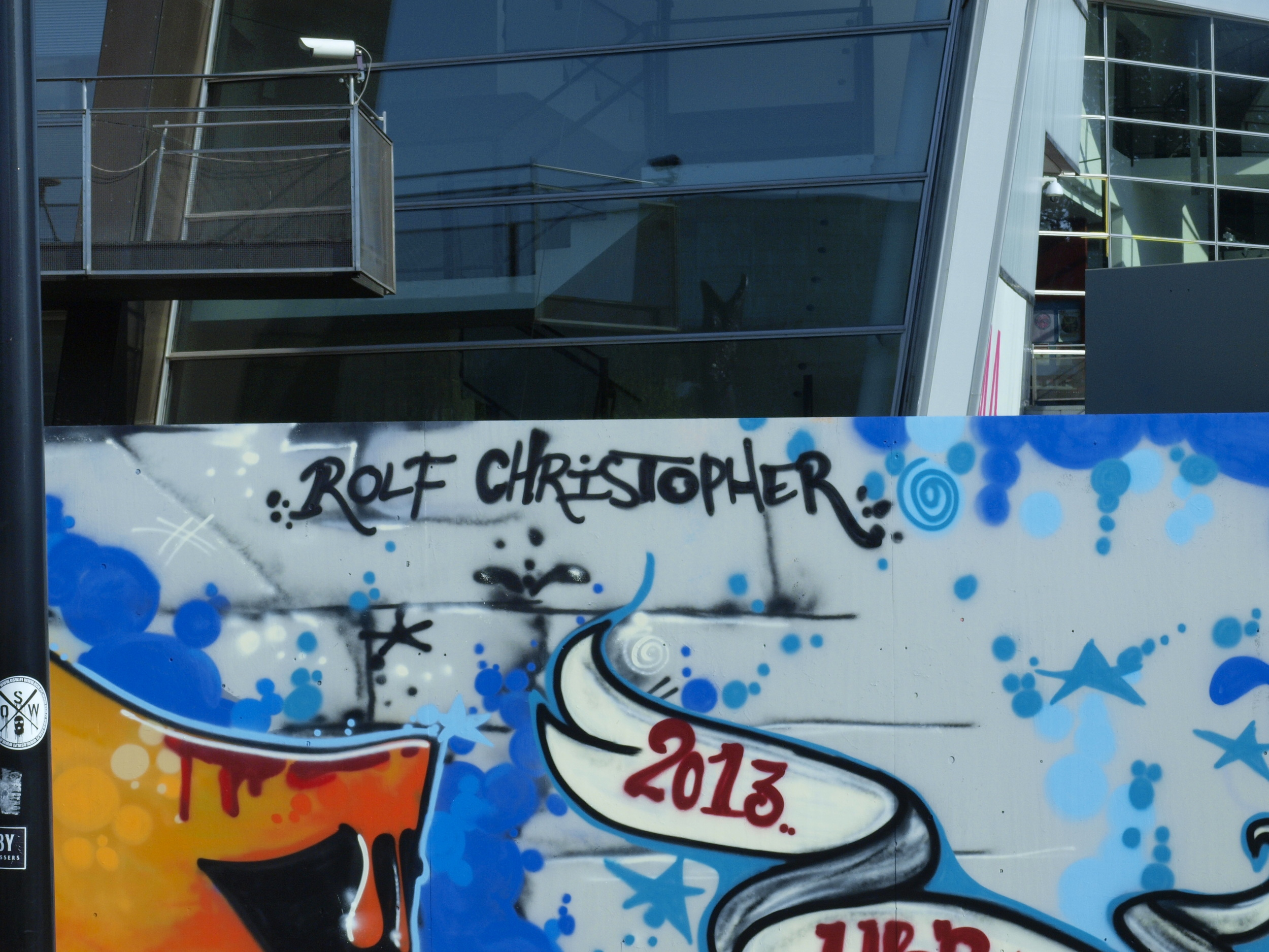 Rolf Cristopher