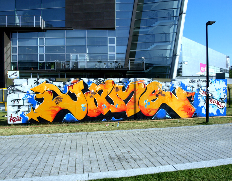Kiasma Wall 2013