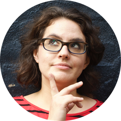 Rebecca Andruszka: Director of Development & Communications