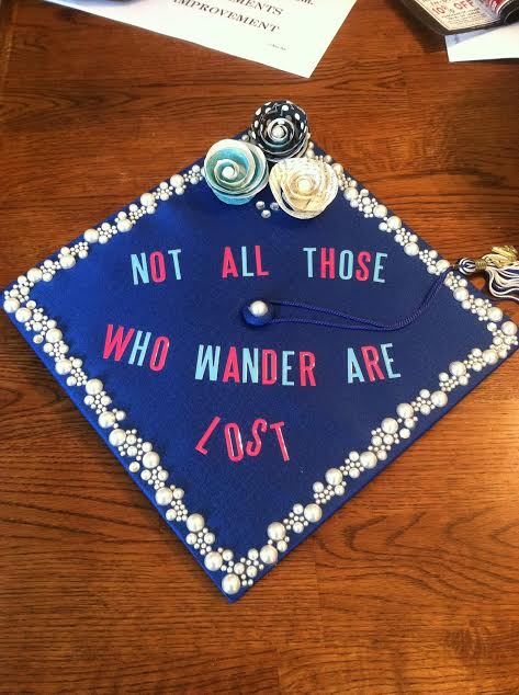Graduation Cap of Truth, 2014