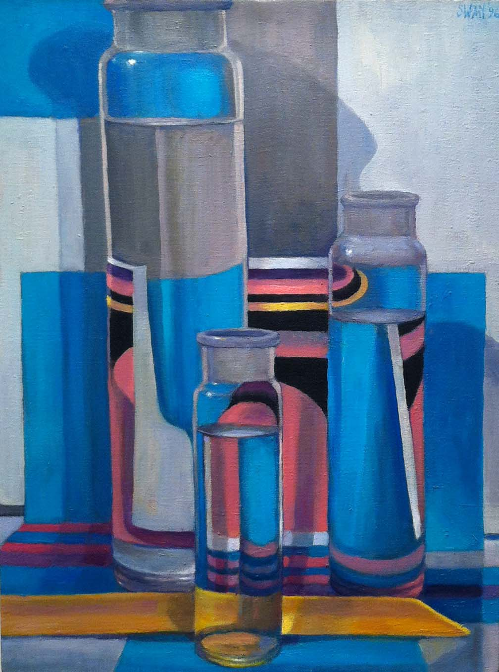 untitled, 1996 oil on canvas, 24 x 18 inches