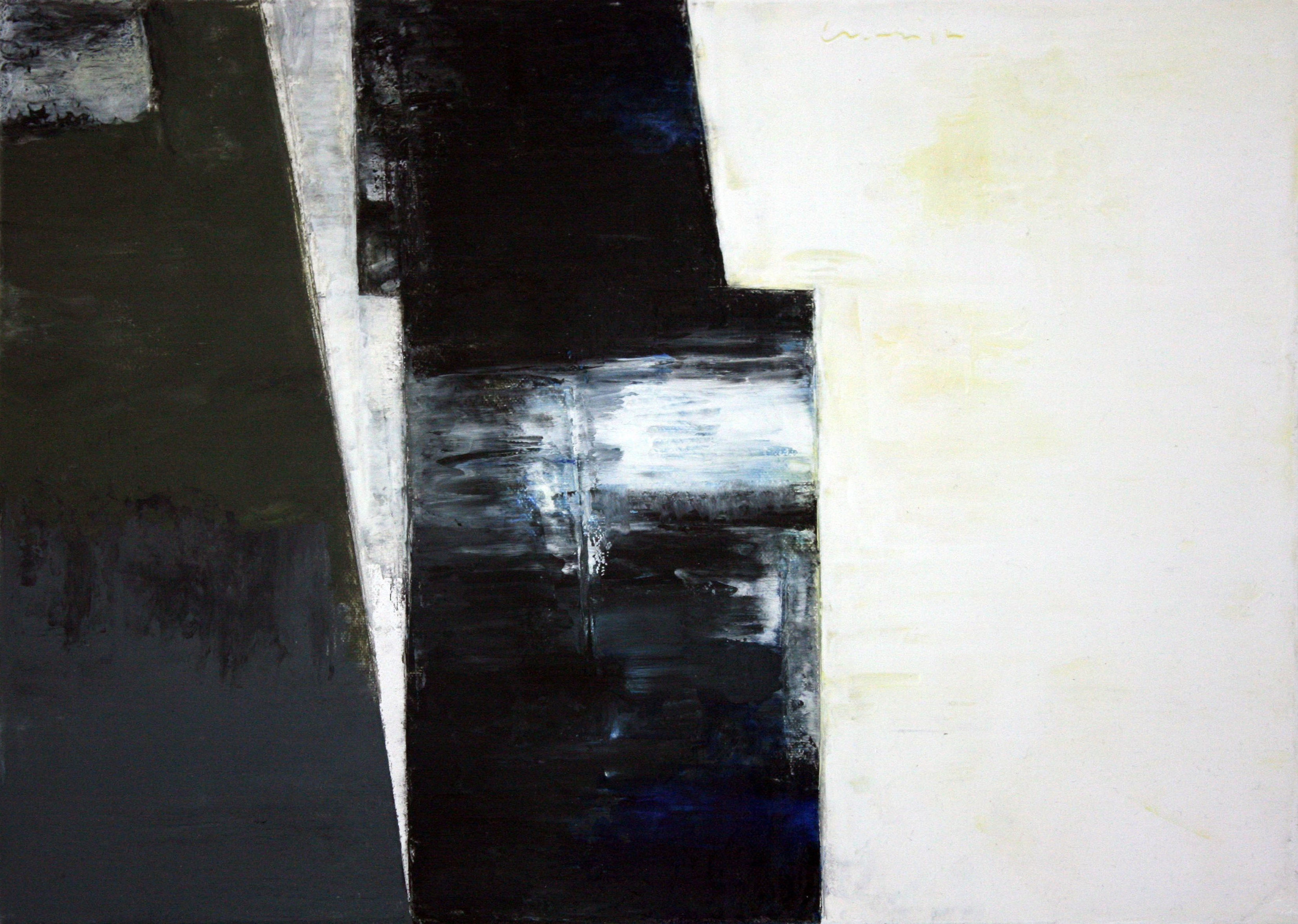 Envoi #1  , 2014 oil on canvas, 12 x 16 inches
