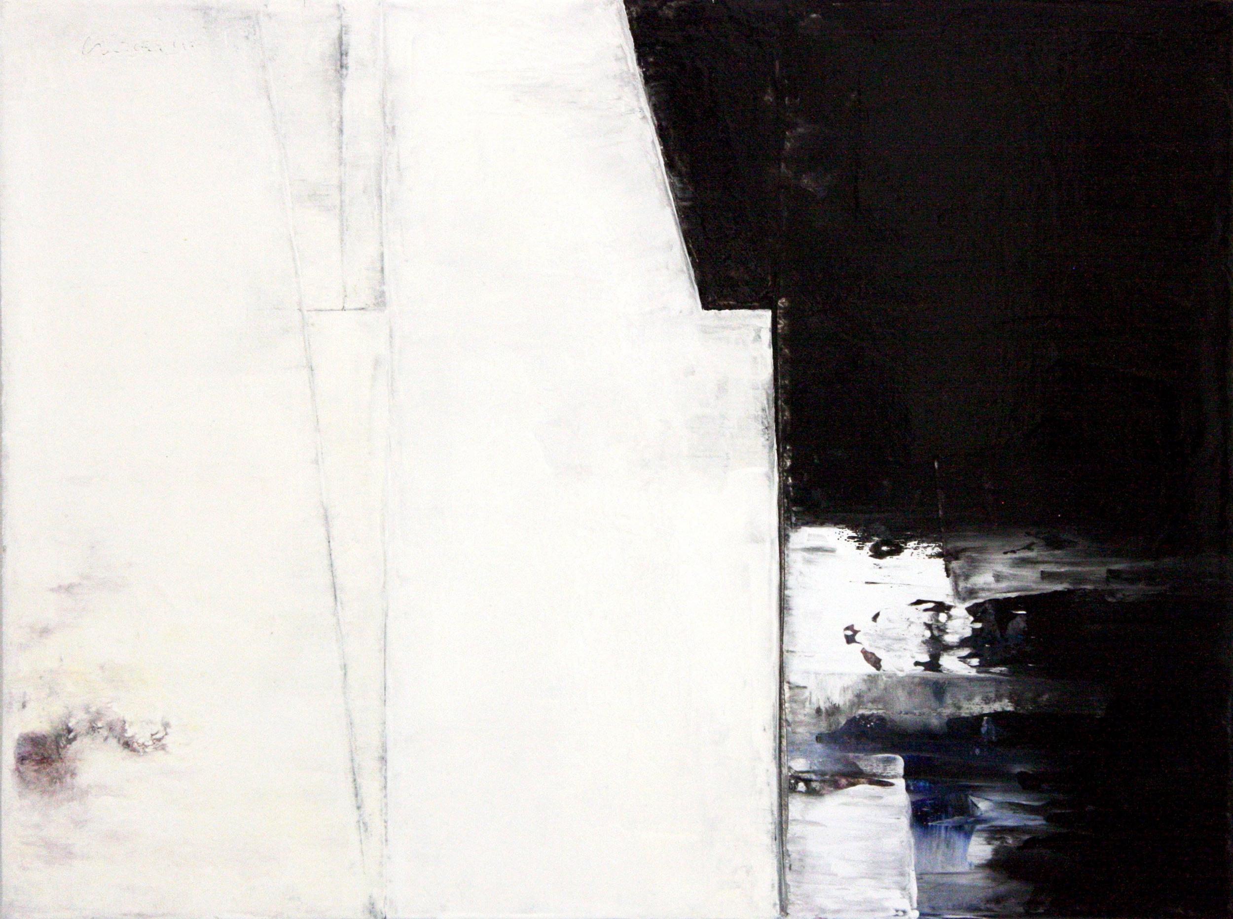 Envoi #2  , 2014 oil on canvas, 12 x 16 inches