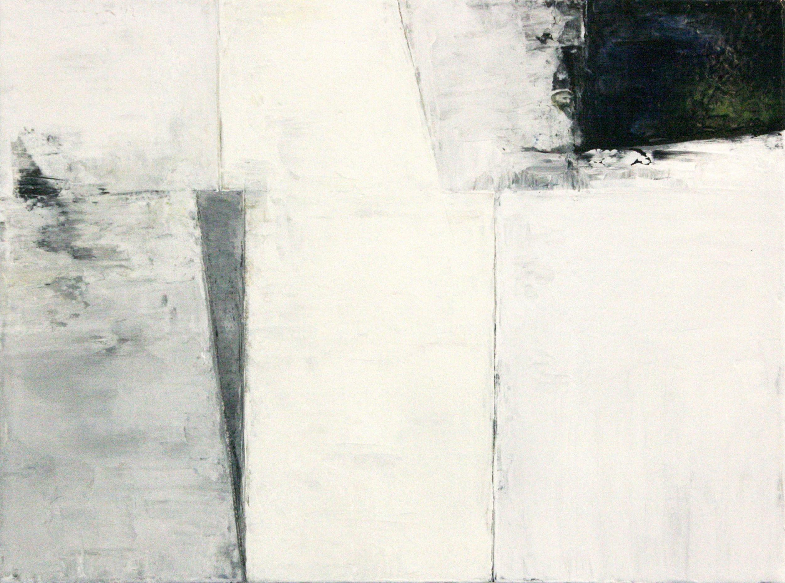 Envoi #3  , 2014 oil on canvas, 12 x 16 inches