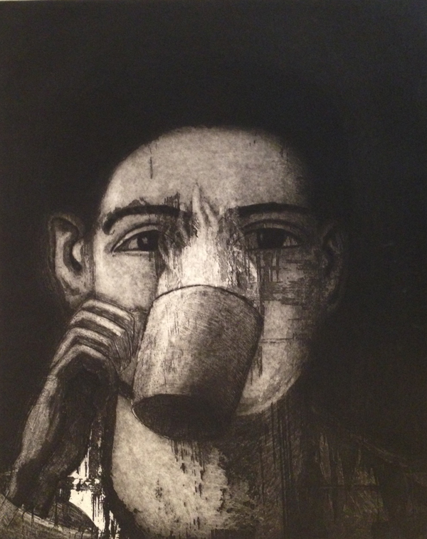 Coffee Drinker,  1984 edition of 35