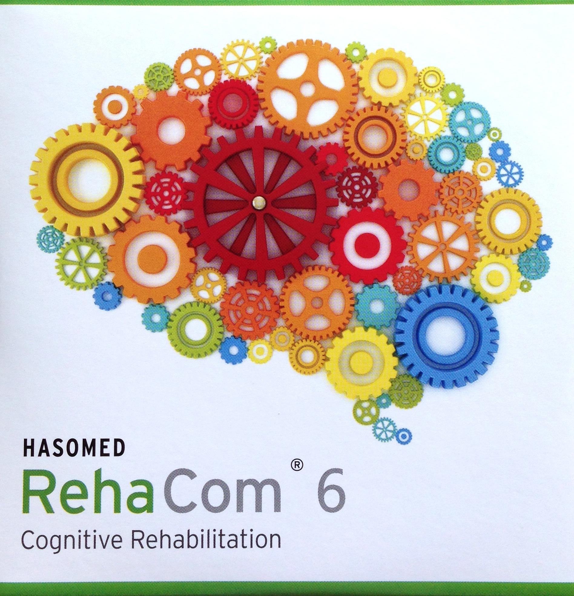 RehaCom software for cognitive rehabilitation