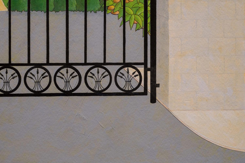Deer Gate   Detail 3