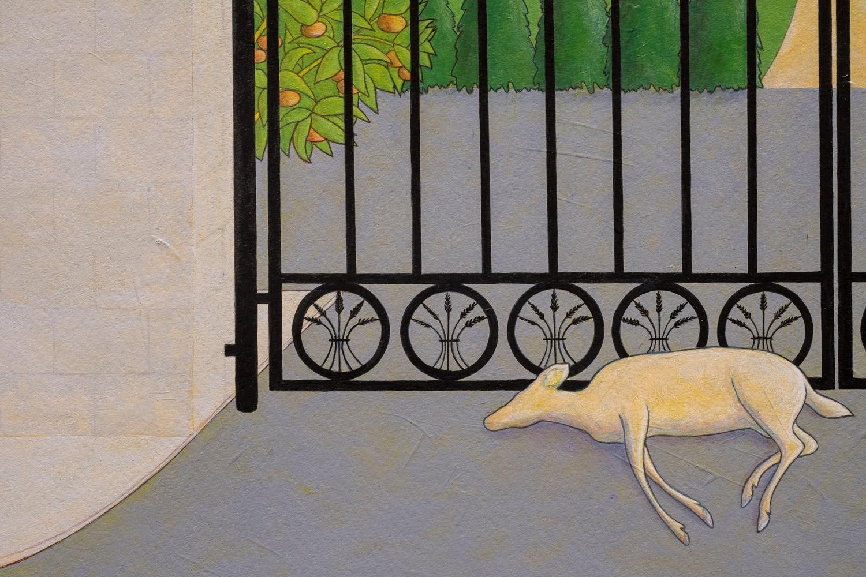Deer Gate   Detail 2