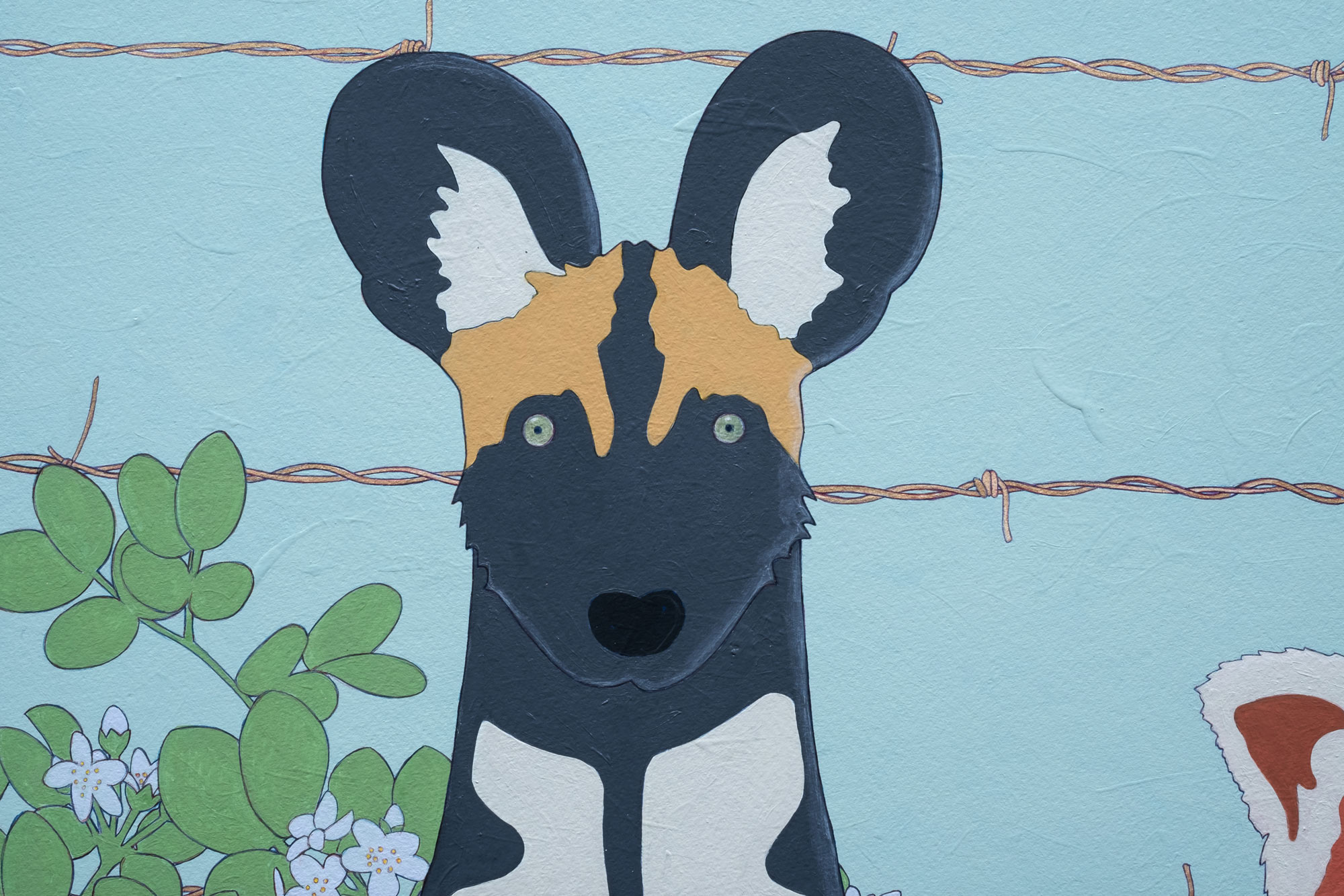 Survival of the Cutest , 2016 Detail 1