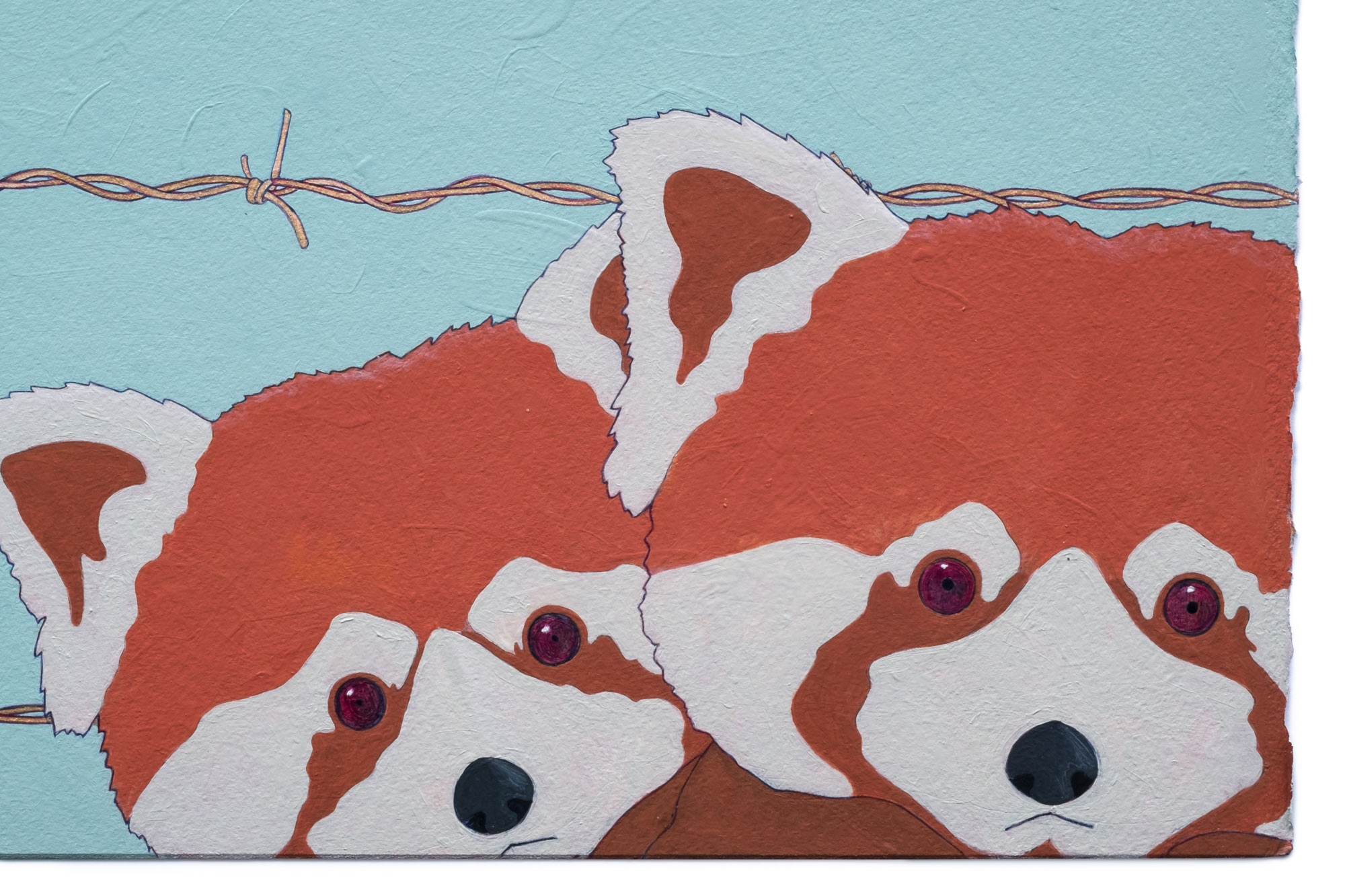 Survival of the Cutest , 2016 Detail 5