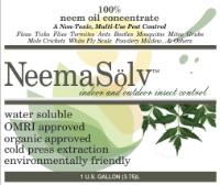 NeemaSölv-Neem Based Mosquito Insecticide
