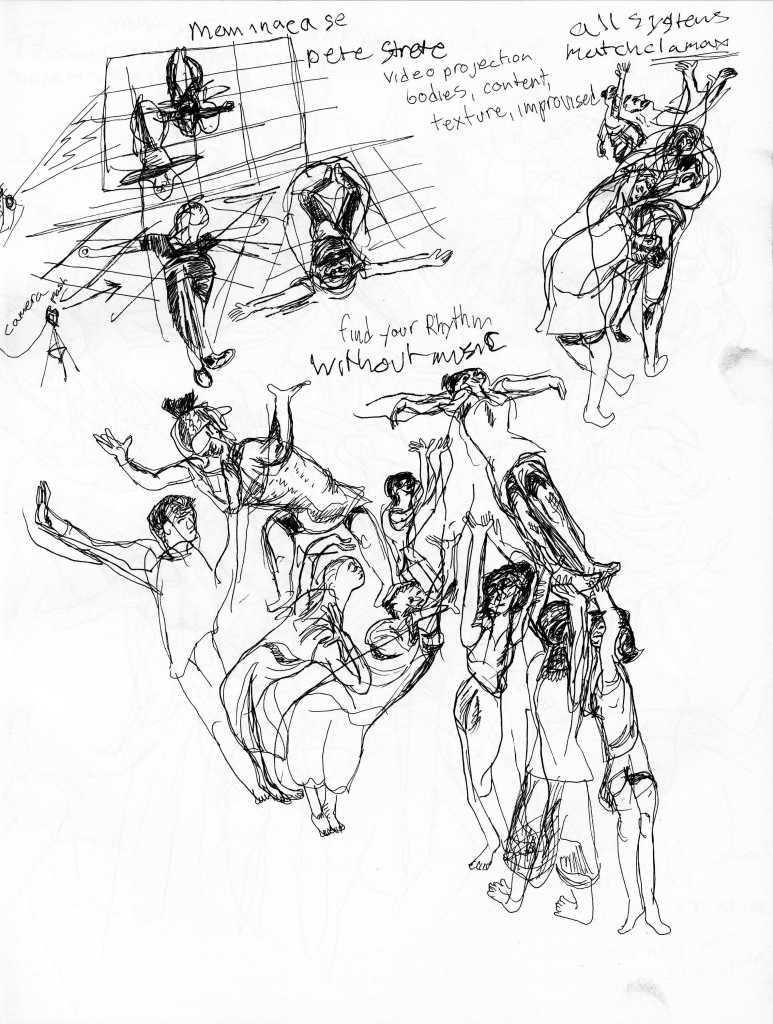 Sketch: Chuck Shultz