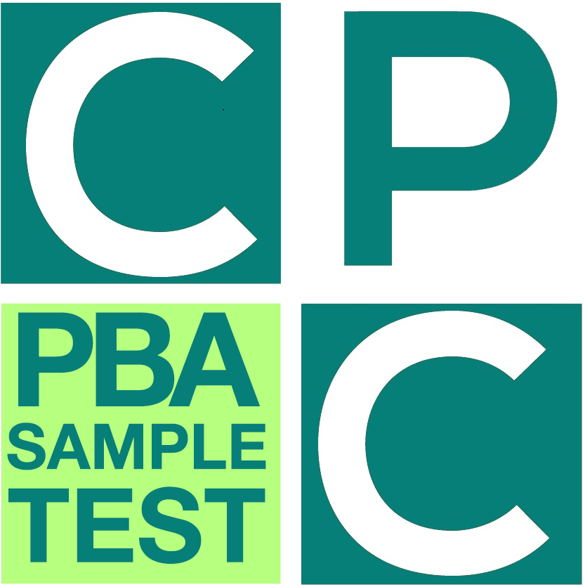Try a Sample PMI-PBA Test
