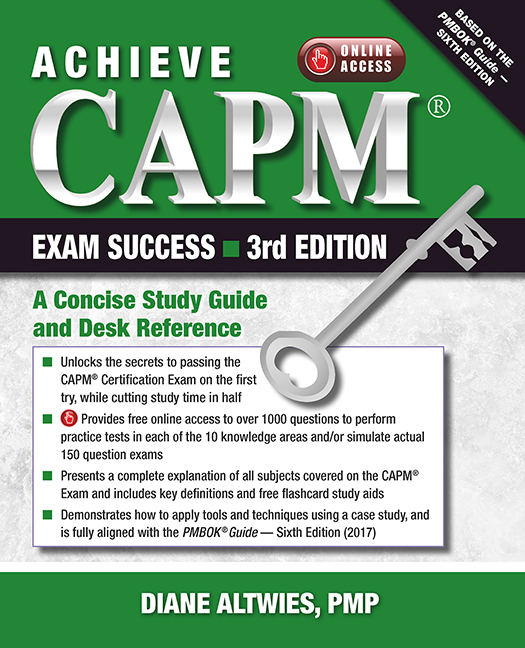 Now Updated for PMBOK® Guide 6th edition -