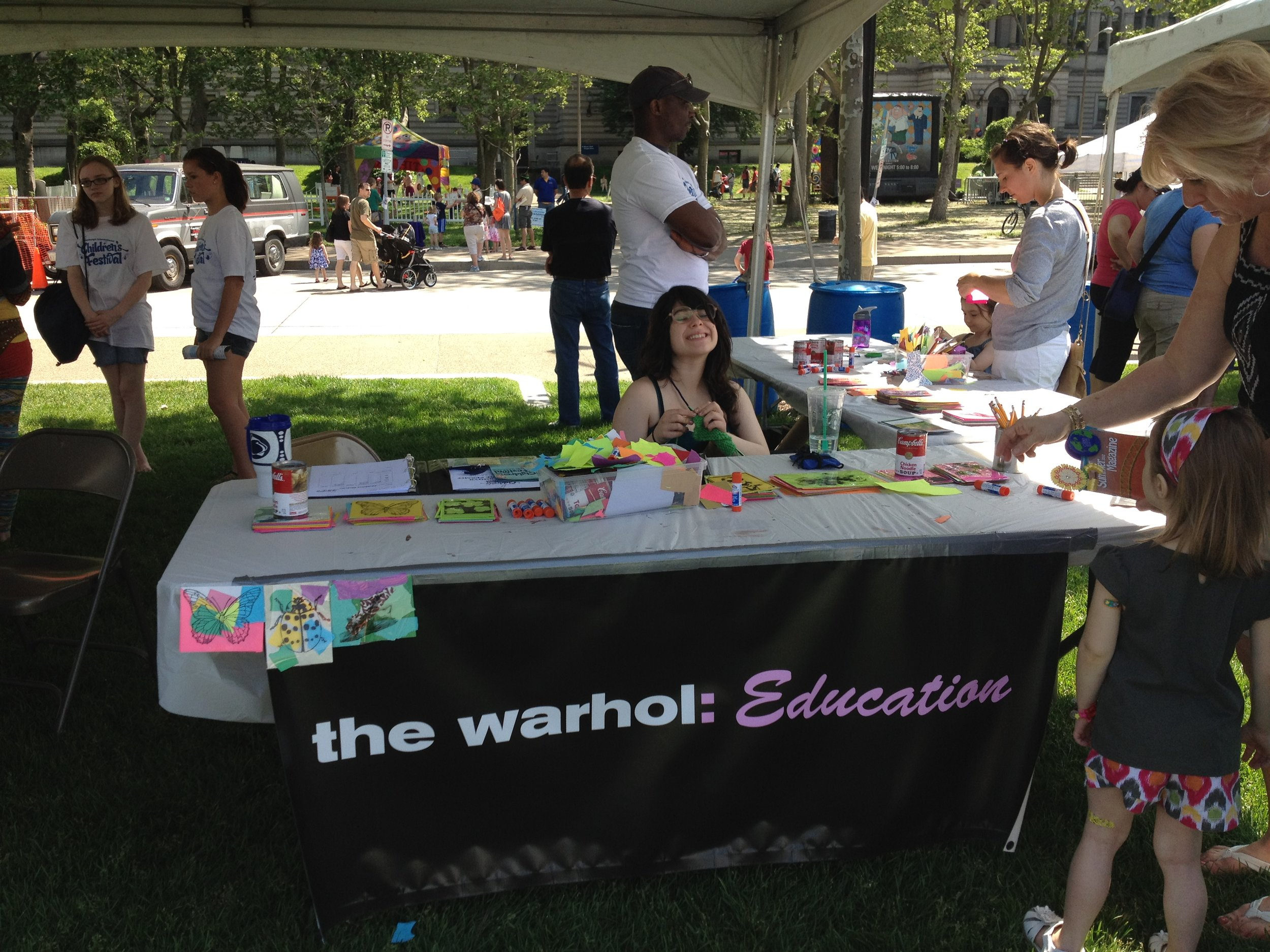 Warhol_outreach outside table.jpg