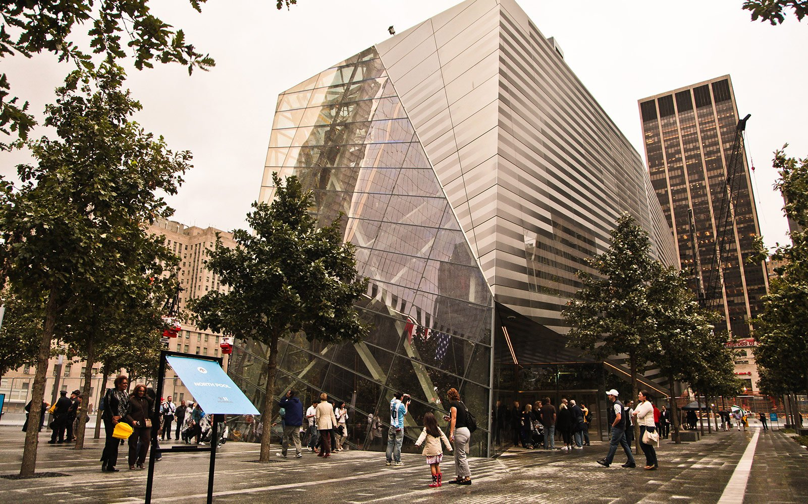"""Itinerary for the day: Depart O'Hara parking lot by 9am sharp. Arrive in front of the 9/11 Memorial around 11:00 or 11:15, You have time to wander around and grab a bite to eat before we line up at the group entrance at 12:15 for our 12:30 tour. This is not a guided tour it is very self explanatory with audio and video as you move through the museum. Be prepared for a highly emotional experience as you relive the day the entire world held its breath. You may stay as long as you like in the museum, two to three hours should allow you to experience everything. If you are interested in joining us for a tour of the newly opened """"ONE WORLD OBSERVATORY"""", I have scheduled this tour for 3:30. it is in the same location as the museum so we will just walk over. The SkyPod Elevators climb 102 stories in 47 seconds. This astonishing ride reveals the transformation of New York City from unsettled lands to today's remarkable forest of skyscrapers. See """"Forever Theater"""" where you are surrounded with the rhythms of the city. This heart-pumping audiovisual experience sets up your first glimpse of the spectacular skyline. It will take your breath away! The Sky Portal is a 14 foot wide circular glass disc that offers an unforgettable perspective using high definition footage of the streets 100 floors below. Estimated time spent on this tour is 45 min to an hour. There are restaurants right in the Observatory if you choose to stay and eat. You do have free time until the bus departs at 6:30 sharp!  THERE ARE SEVERAL OTHER PLACES TO EAT CLOSE BY, BROOKFIELD PLACE IS JUST ACROSS WEST STREET RIGHT ON THE HUDSON. IT'S A BRAND NEW BEAUTIFUL MALL WITH A FABULOUS FOOD COURT AND BEAUTIFUL VIEWS OF THE HUDSON, O'HARA'S GROUND ZERO PUB IS JUST A BLOCK AWAY FROM THE MUSEUM AT 120 CEDAR STREET, A TRADITIONAL IRISH WATERING HOLE HAS BECOME A POWERFUL MONUMENT OF I'S OWN.  PLEASE BOARD THE BUS BY 6:20 FOR OUR RETURN TO SPRINGFIELD BY 9PM!    TO SIGN UP FOR THIS TRIP, CHECKS CAN BE MAILED TO """"BROADWA"""