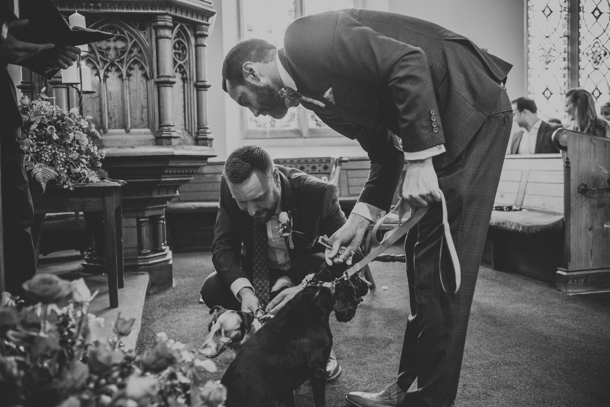 James and James Same sex wedding photography held in mobberley victory hall manchester north west england wedding photographer (29 of 100).jpg