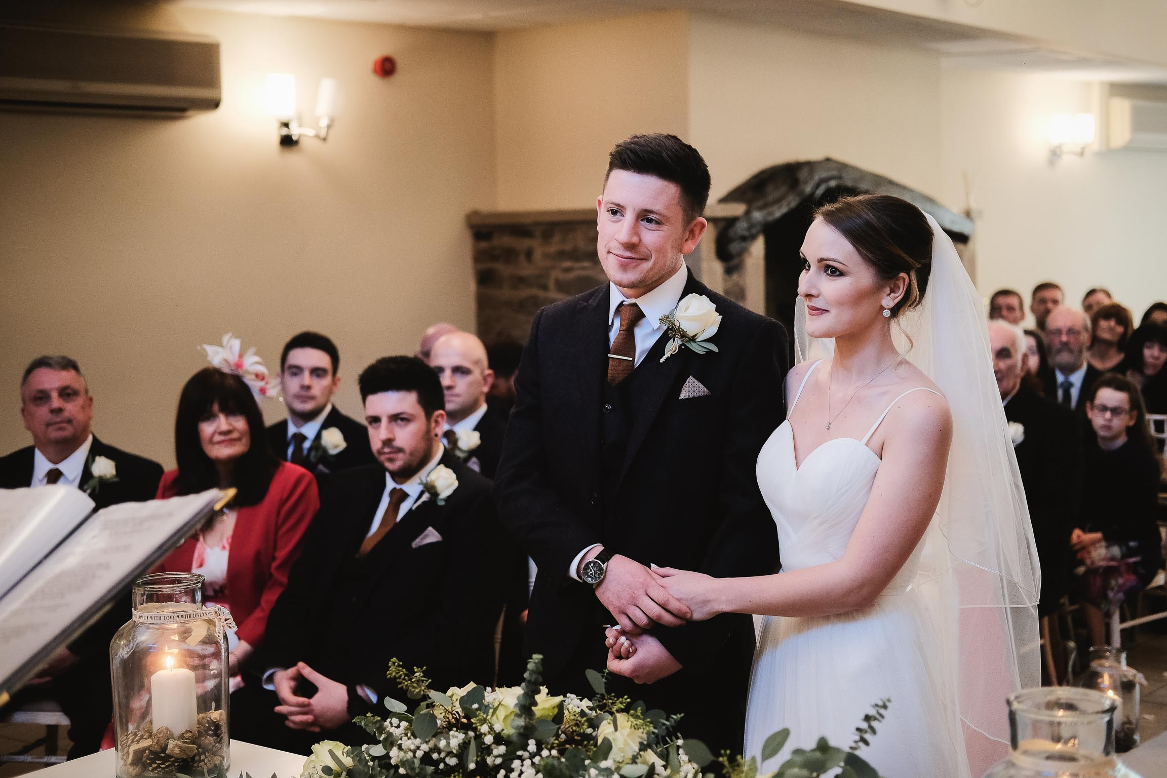 Stirk house clitheroe lancashire wedding photographer covering a documentary photography style  (38 of 85).jpg
