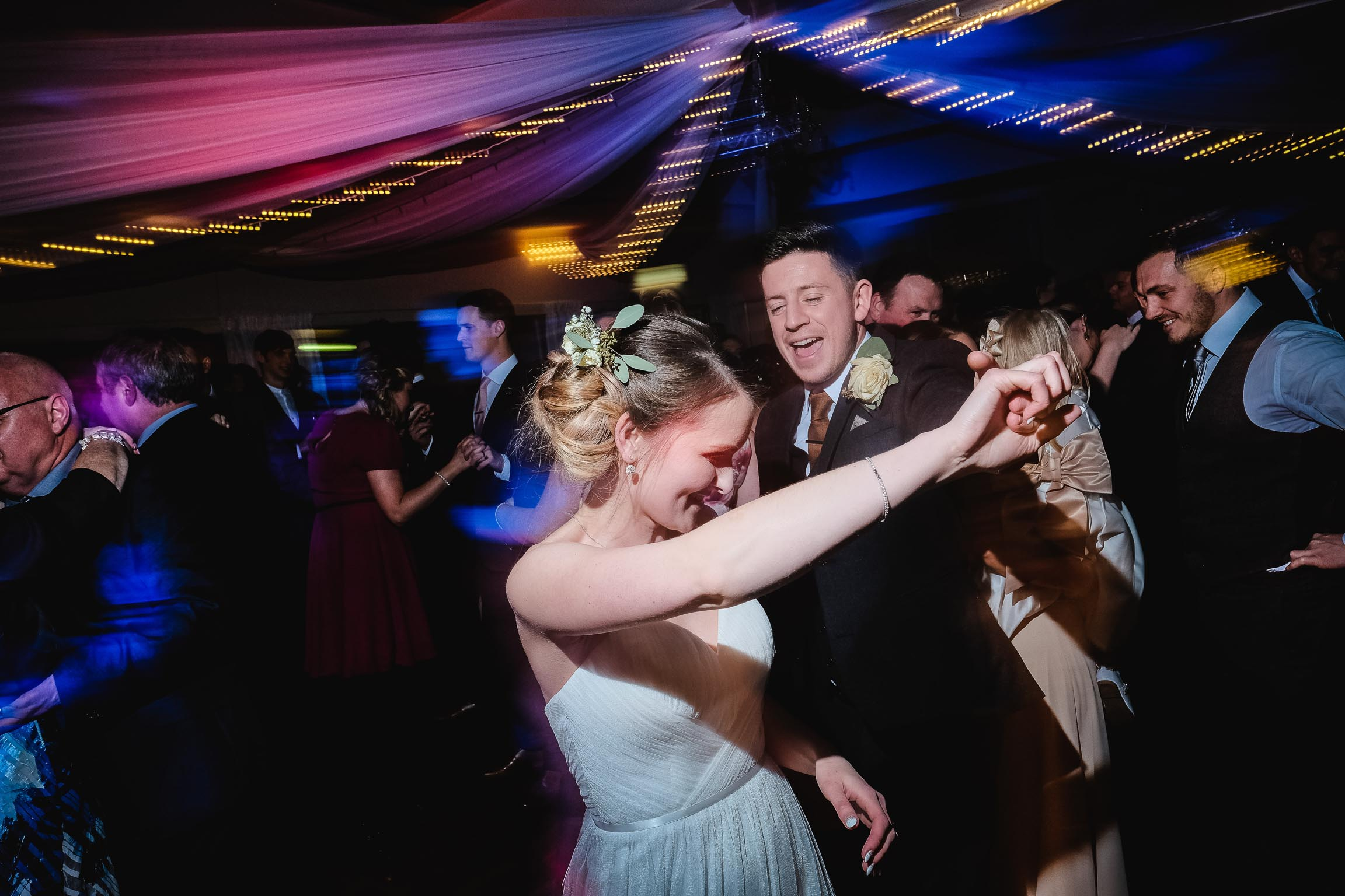 Stirk house clitheroe lancashire wedding photographer covering a documentary photography style  (74 of 85).jpg