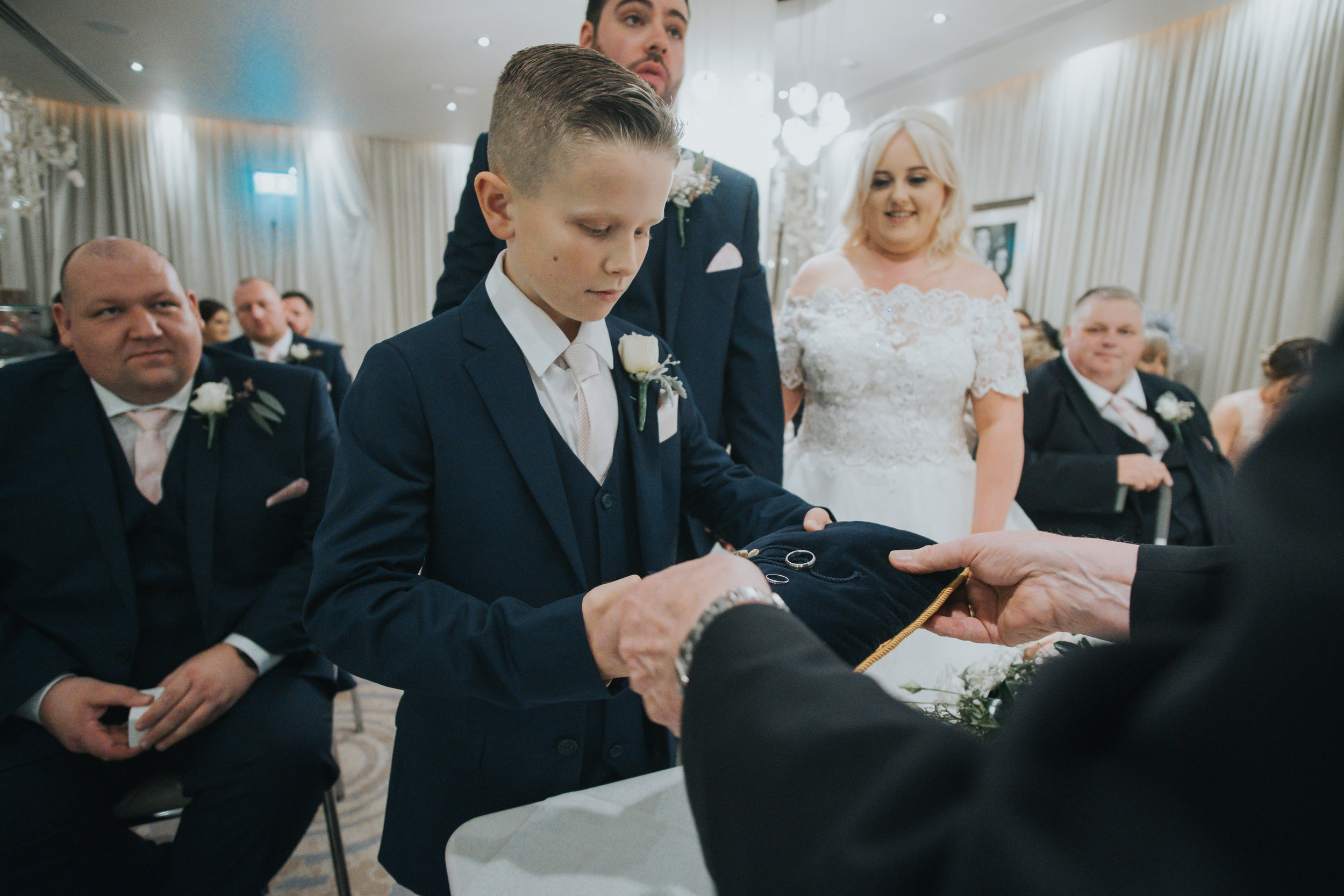 Modern and fashonable city centre wedding at the hard days night hotel in liverpool north west engand (25 of 54).jpg