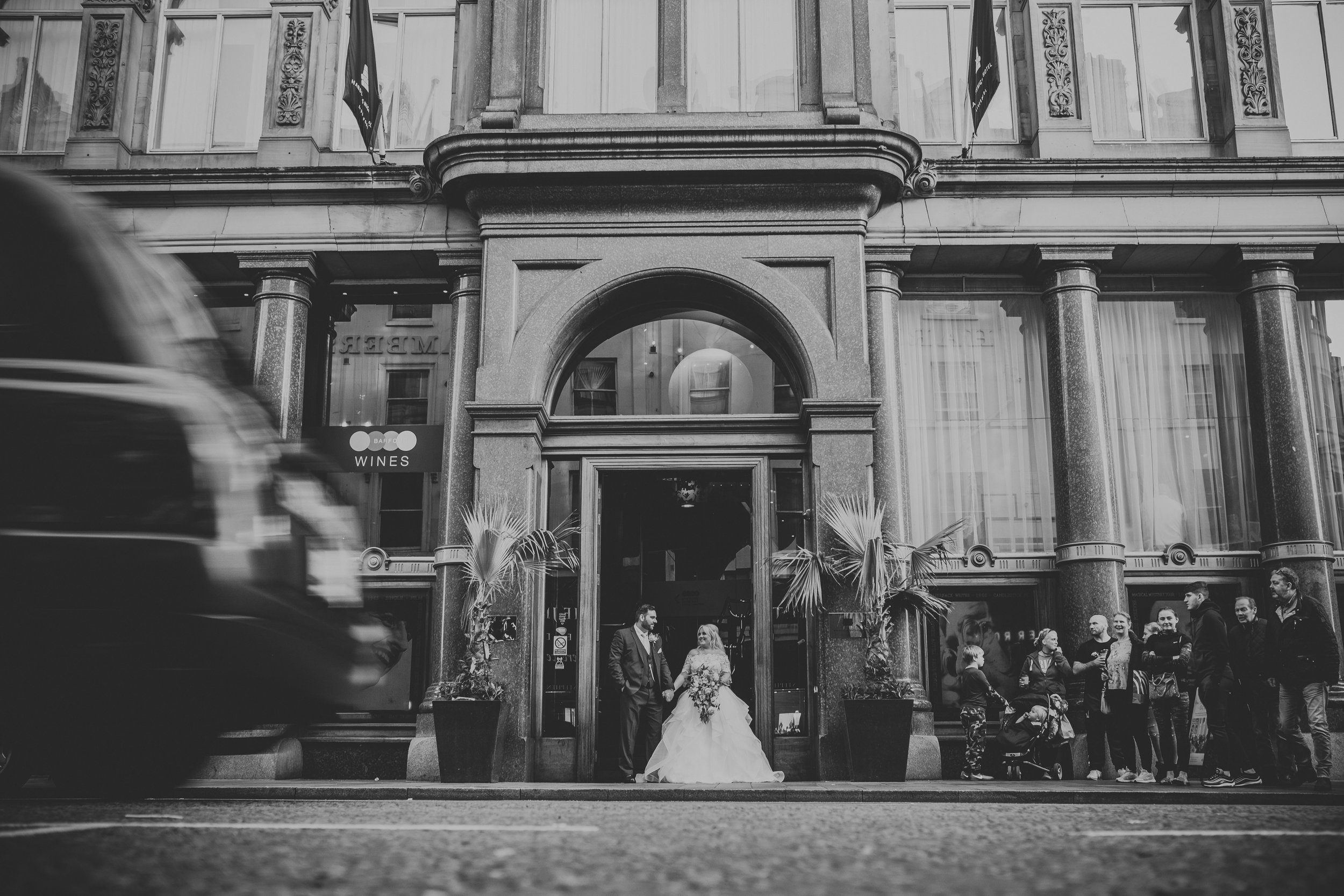 Modern and fashonable city centre wedding at the hard days night hotel in liverpool north west engand (33 of 54).jpg